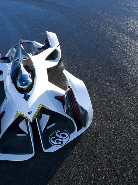 [PHOTOS] Chaparral 2X Vision Gran Turismo Pulses Through ...