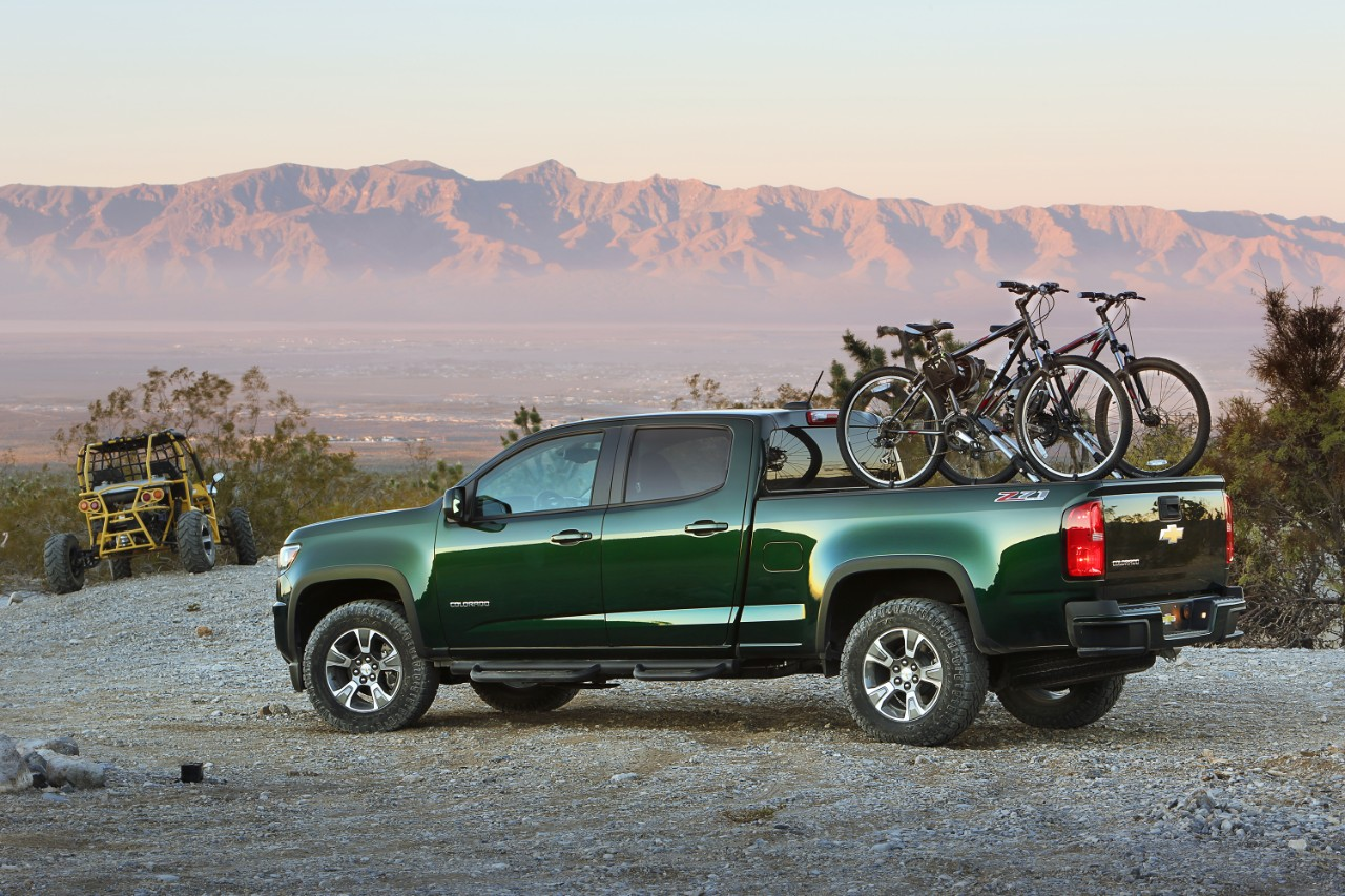 Chevy Colorado Accessories >> Sema Shows Off Abundance Of Chevy Colorado Accessories The