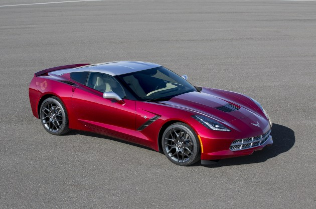 The Paul Stanley Stingray is one of two Chevy SEMA Corvettes this year