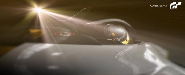 Corvette Vision Gran Turismo concept