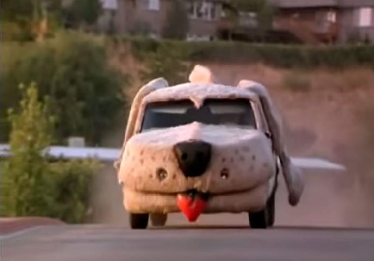 Dumb and Dumber Car