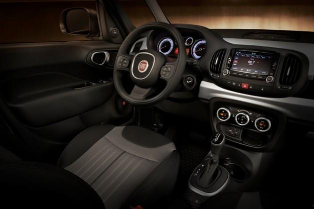 2015 Fiat 500L Urbana Trekking