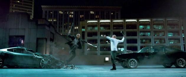Furious 7 Trailer Cars Paul Walker Race Heist Movie Film 5