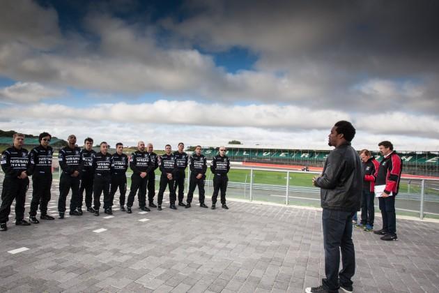Fourth Season of Nissan GT Academy