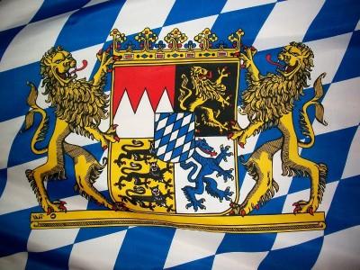 History of the BMW Logo Originate Bavarian Flag
