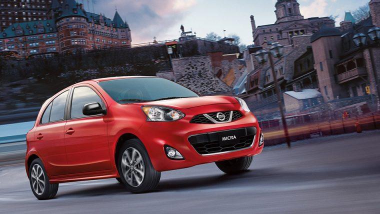 Nissan Canada Tops 100,000 Sales