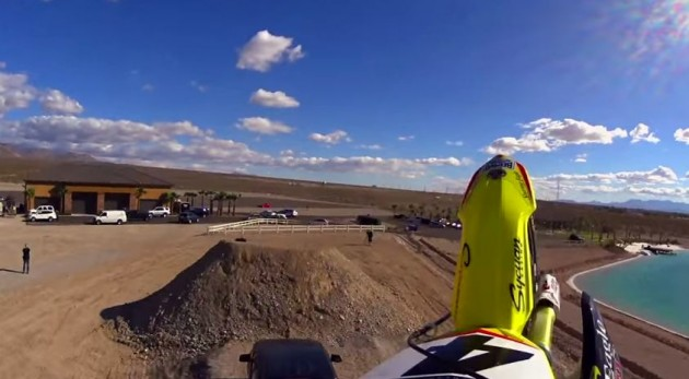 Ricky Carmichael Jumps the Chevy Colorado Performance Concept