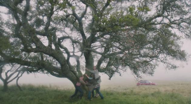 Tree Hugger Subaru Outback Commercial