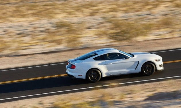 First 2016 Shelby GT350