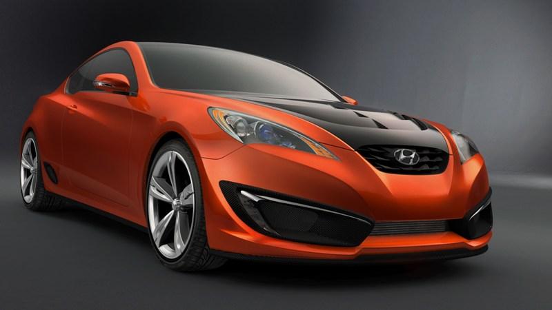 Hyundai Elantra Coupe >> Who Would Buy a Small Sports Car from Hyundai? - The News ...