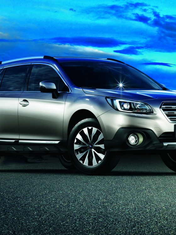 Subaru Outback China X on New Subaru Outback