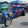 Roger Davis' 1934 Plymouth PF 5-Window Coupe, the fourth and final Top Eliminator HEMI Heritage winner