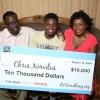 Toyota's The Hunt Scholarship Winner