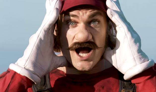 Weird Mario Mercedes Commercials
