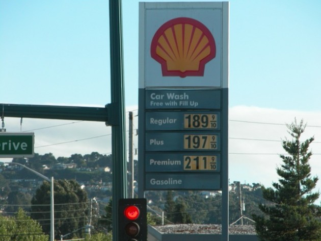 $2 gas prices