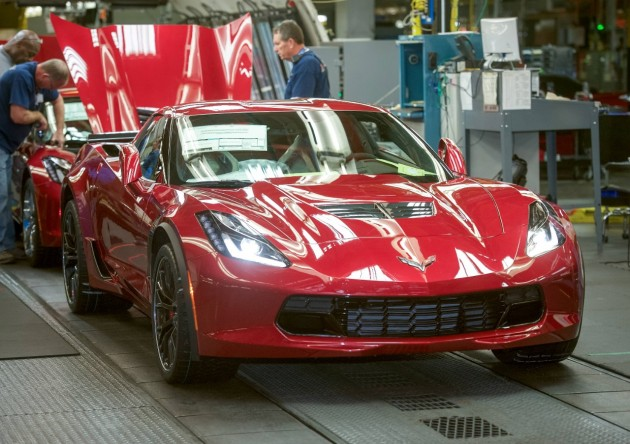 2015 Corvette Z06 Begins Shipping to Customers This Week