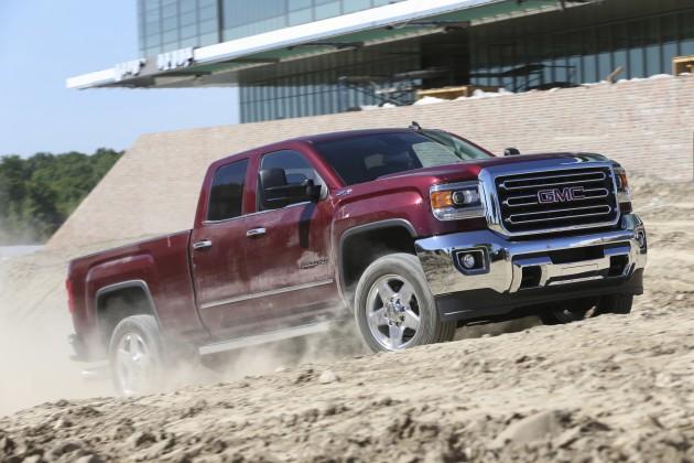 GMC Sierra Sales Hit New Heights in November