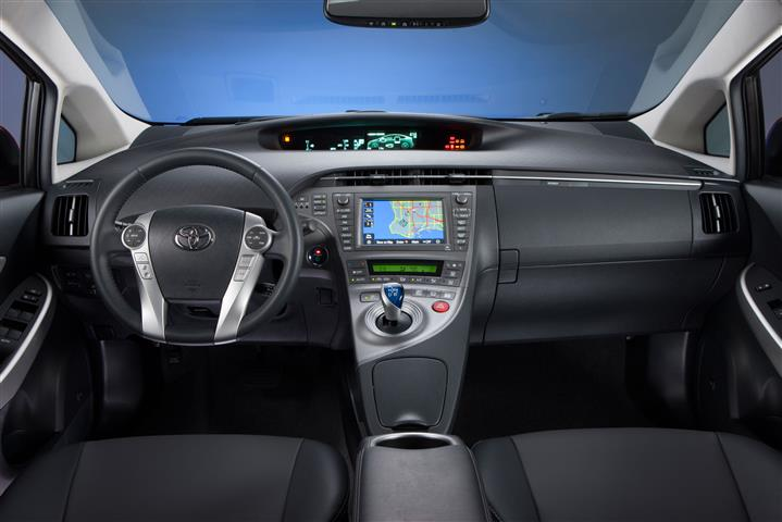 2015 Toyota Prius Overview