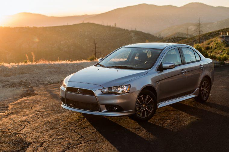 Mitsubishi Vehicles Named IIHS Top Safety Picks