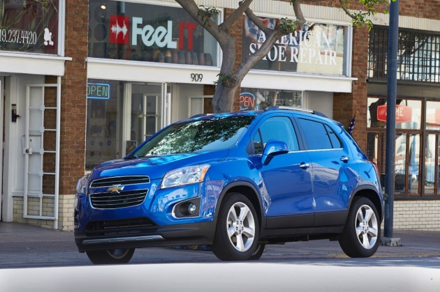 Chevy Trax GMC version