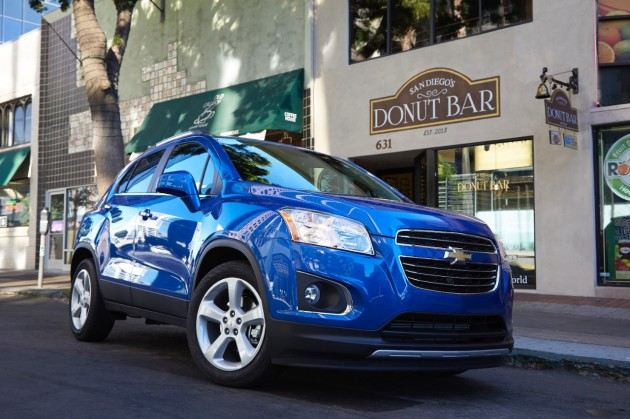 All-New Chevy Trax