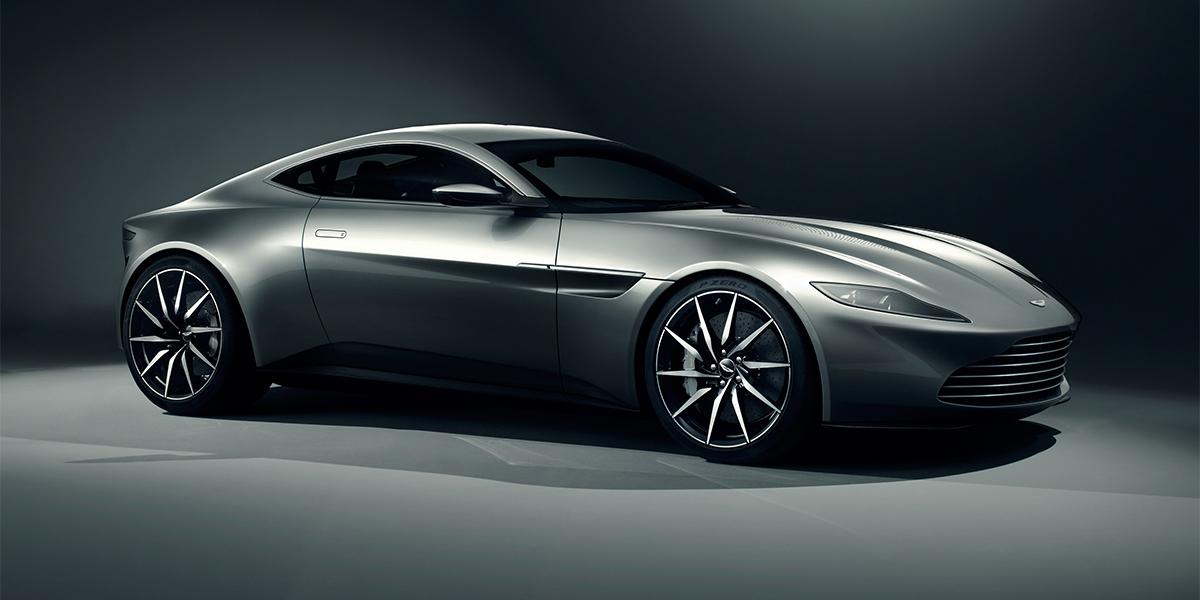 Meet Your New Bond Car The Aston Martin Db10 The News Wheel