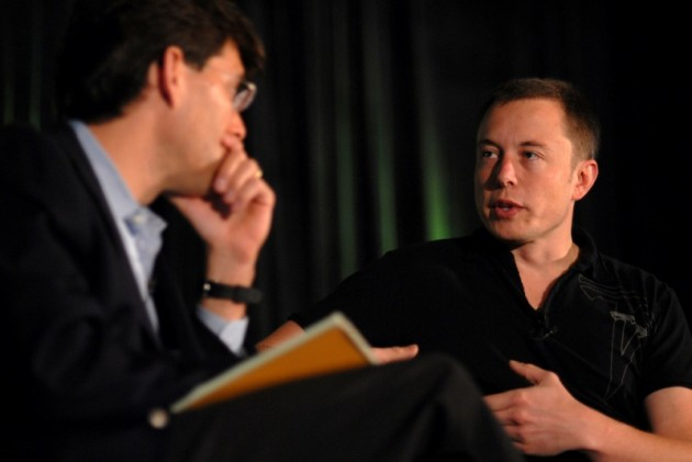 BMW-Tesla Collaboration Elon Musk Conference interview