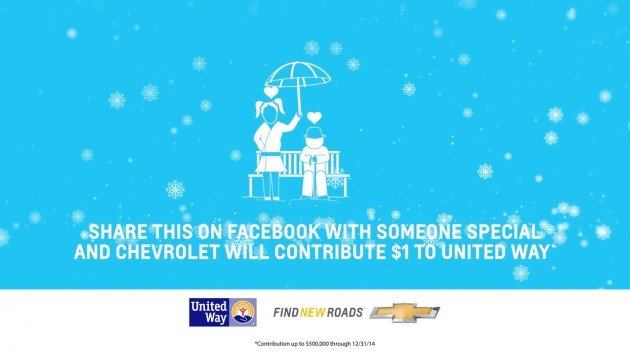 Chevrolet's Holiday Message