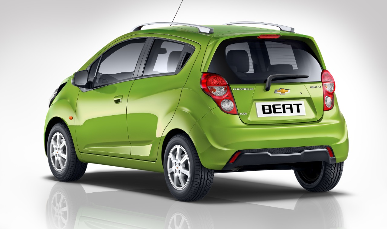 Could a Chevy Beat Sedan in India Mean a Chevy Spark Sedan ...