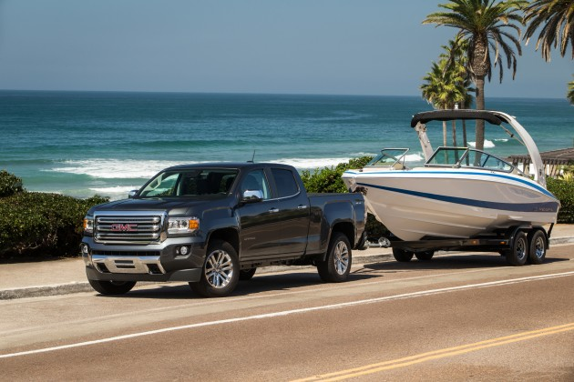 GMC Canyon Is the Autoweek Best of the Best/Truck for 2015