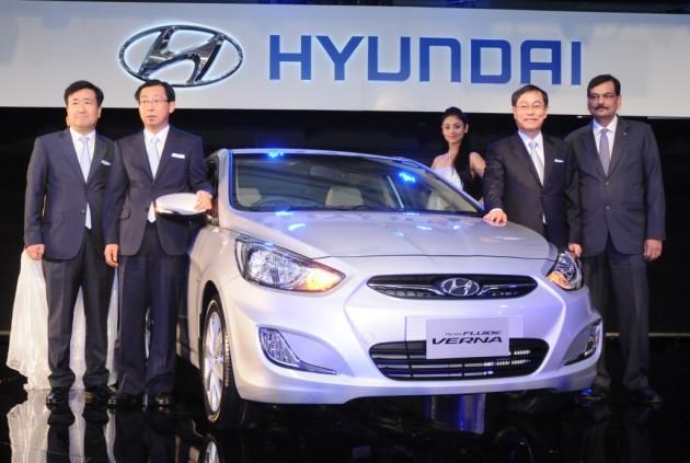 International Hyundai Models HMI_Verna Picture_1