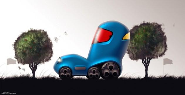 Brazilian Automobile of the Future contest
