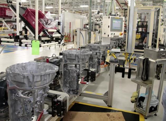 Chrysler Group Kokomo Transmission Plant