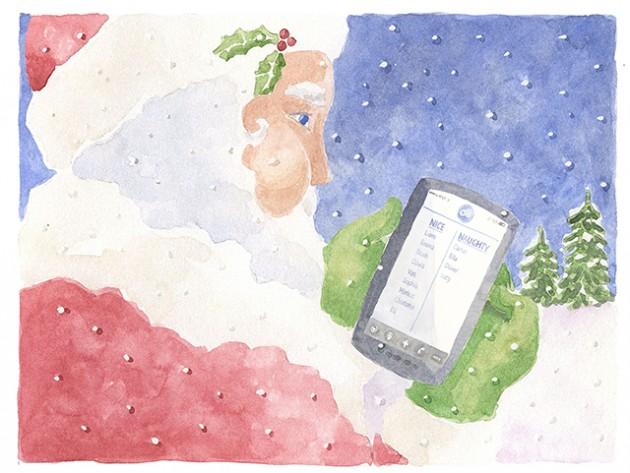 OnStar Santa Tracker