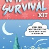 winter survival kit for your car infographic