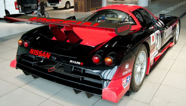 Where Is Nissan Made >> The Nissan R390 Gt1 Is Still The Fastest Nissan Ever Made The News