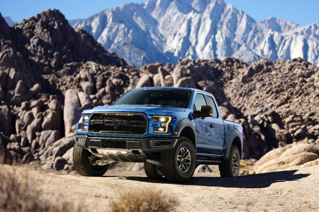 2017 F-150 Raptor to Produce 450 Horsepower