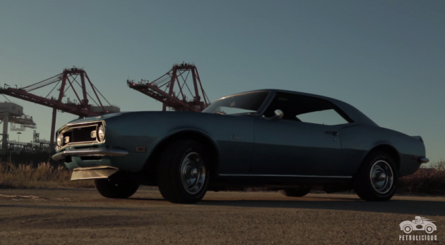 1968 Chevy Camaro Ownership Changes Life Path