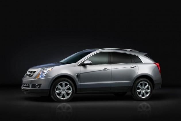 2015 Cadillac SRX | Cadillac Crossover