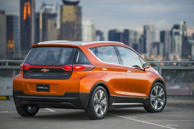 What's in a name? Another look at the Bolt EV