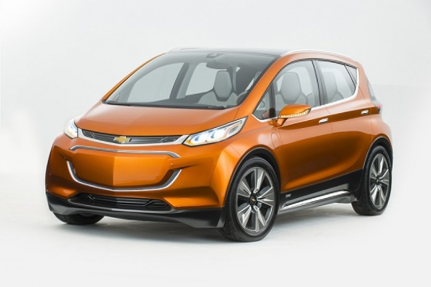 Report Chevy Bolt Production Could Kick Off In 2017 The News Wheel