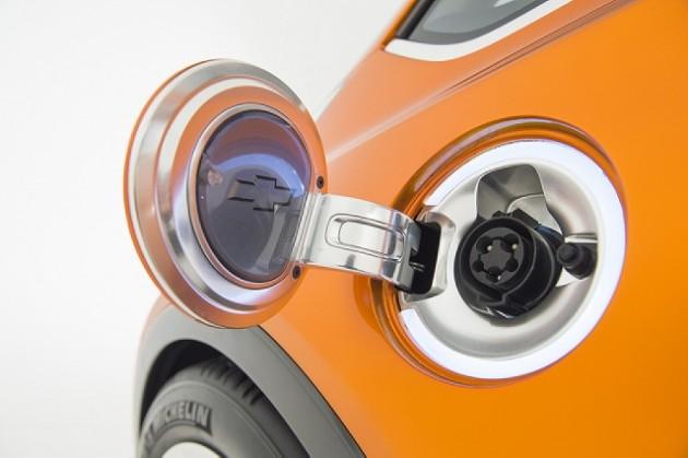 2015 Chevrolet Bolt EV Concept all electric vehicle – Exterior