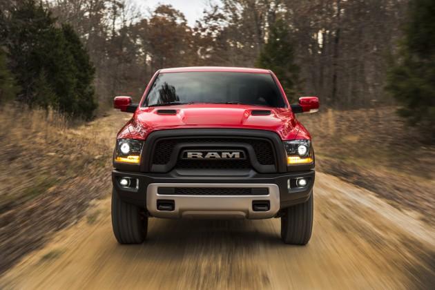 2015 Ram 1500 Rebel price