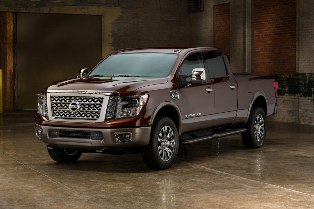 the 2016 nissan titan cummins diesel engine why it 39 s important the news wheel. Black Bedroom Furniture Sets. Home Design Ideas