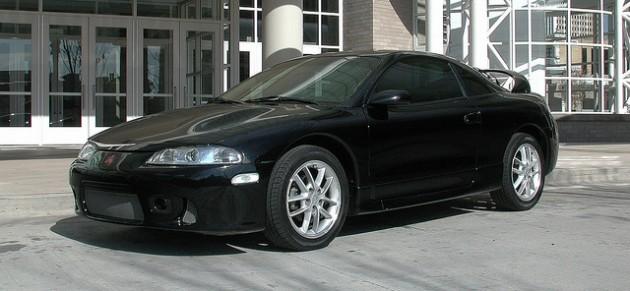2nd Generation Mitsubishi Eclipse