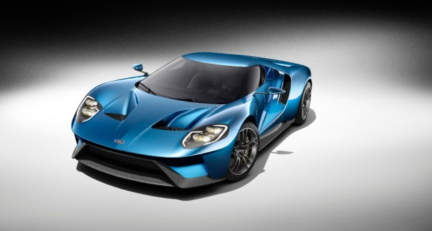 New Ford Gt Multimatic