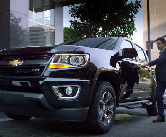 """2015 Chevy Colorado Is """"Back in Black"""" for New Car ..."""
