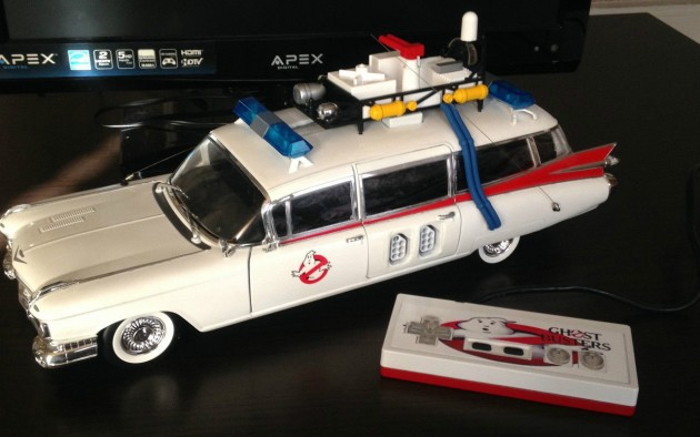 Buy A Ghostbusters Ecto-1 NES Console For Just $500