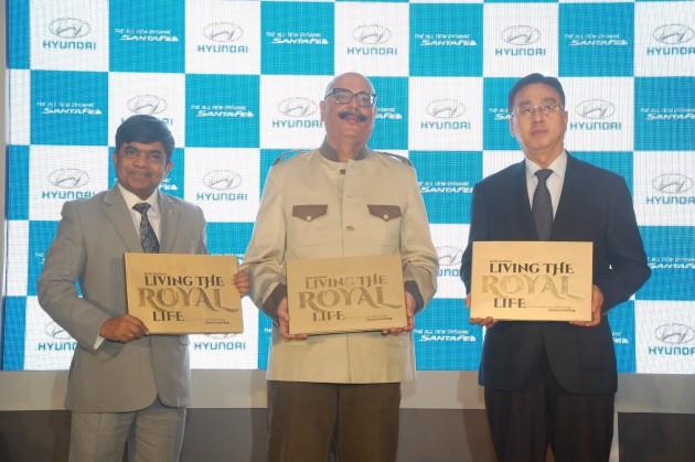Hyundai Living-the-Royal-Life Royal Coffee Table Book