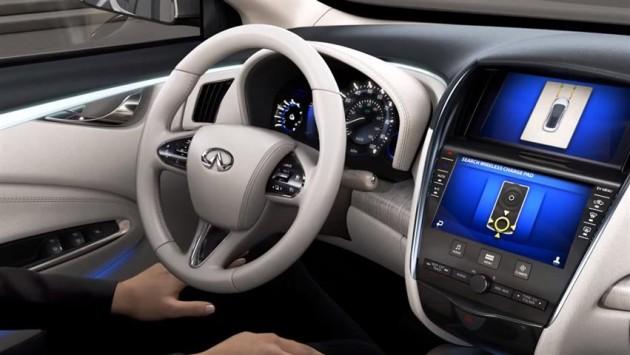 Infiniti electric car